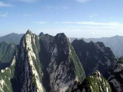 中国十一大旅游区划 中国十大自然旅游景点排名