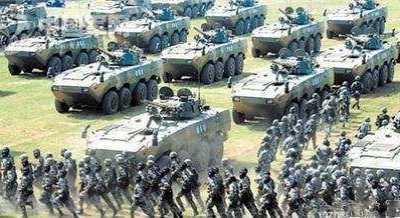 中国五大战区 为何东部战区战力最强