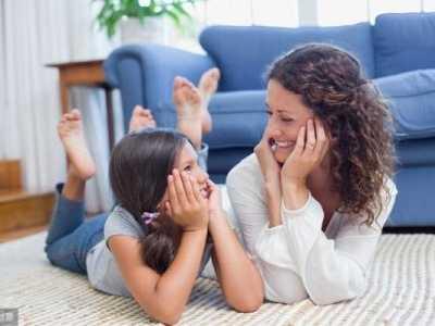 为孩说些鼓励的话语 有出息的孩子都是夸出来的