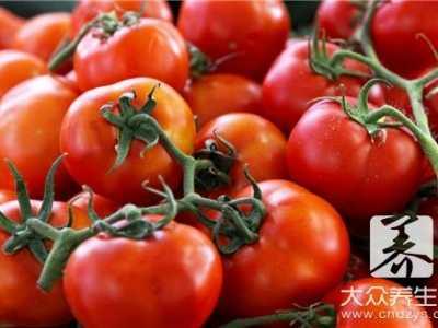 西红柿擦脸的功效 西红柿汁可以敷脸吗
